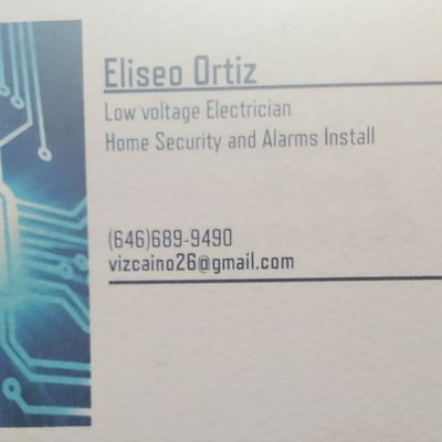Avatar for Electrical and Home security installer