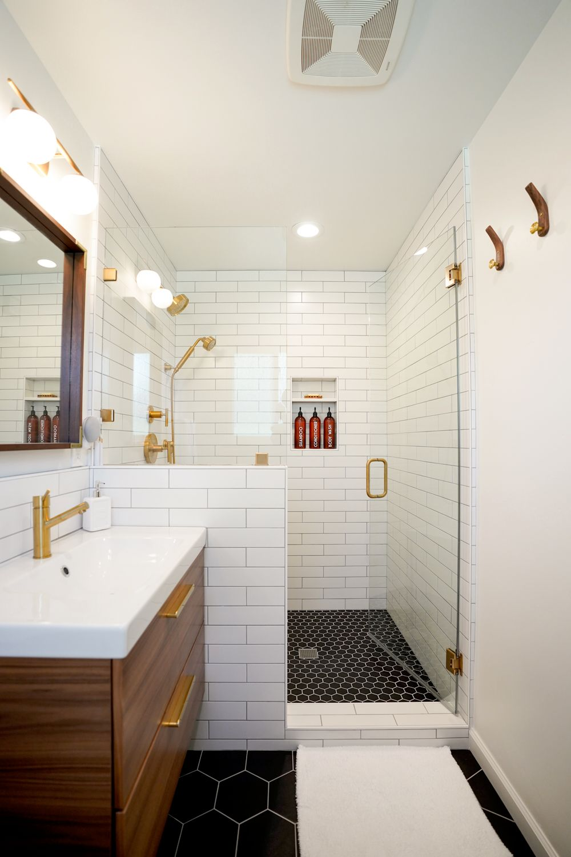 Classic Bath Remodel