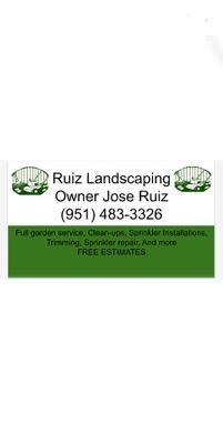 Avatar for Ruiz Landscaping