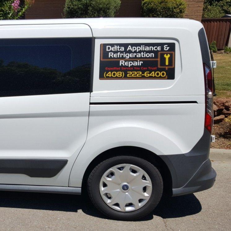 Delta Appliance & Refrigeration Repair