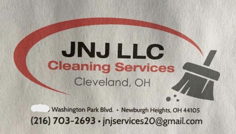 JNJ Cleaning Services LLC