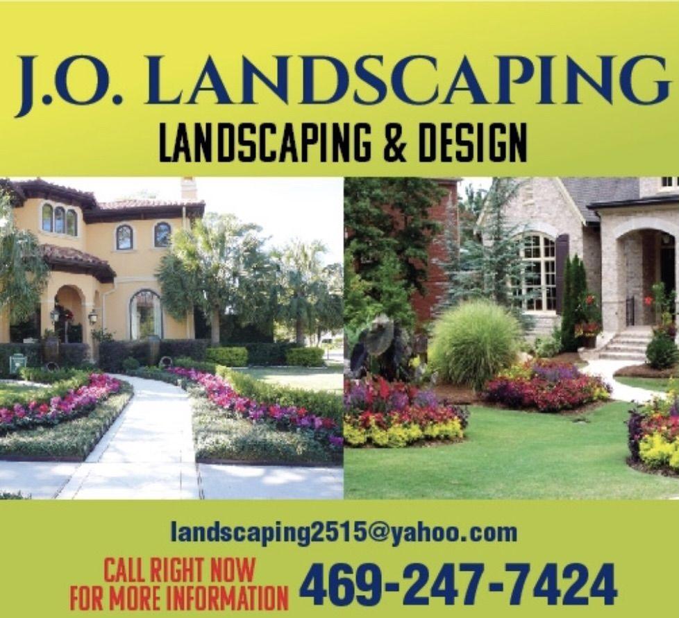 J.O. Landscaping