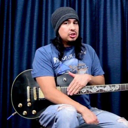 Daniel's Skype Guitar Lessons