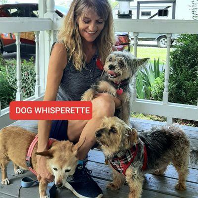 Avatar for Dog Whisperette Mobile Dog Behaviorist