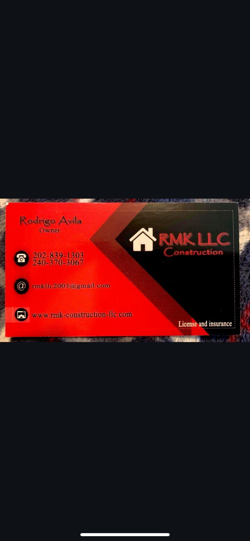RMK LLC