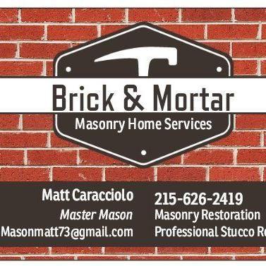Avatar for Brick & Mortar Masonry Restoration LLC