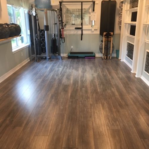 Our Personal Training Studio - Completely Private