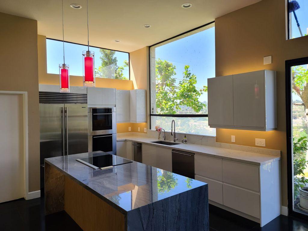 Poway Modern Kitchen & Bathroom Renovation 92064