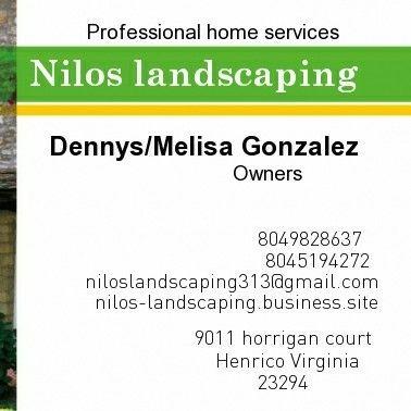 Avatar for Nilos landscaping