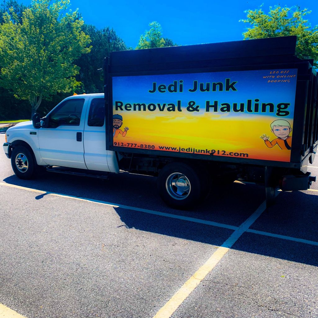 Jedi Junk Removal and Hauling