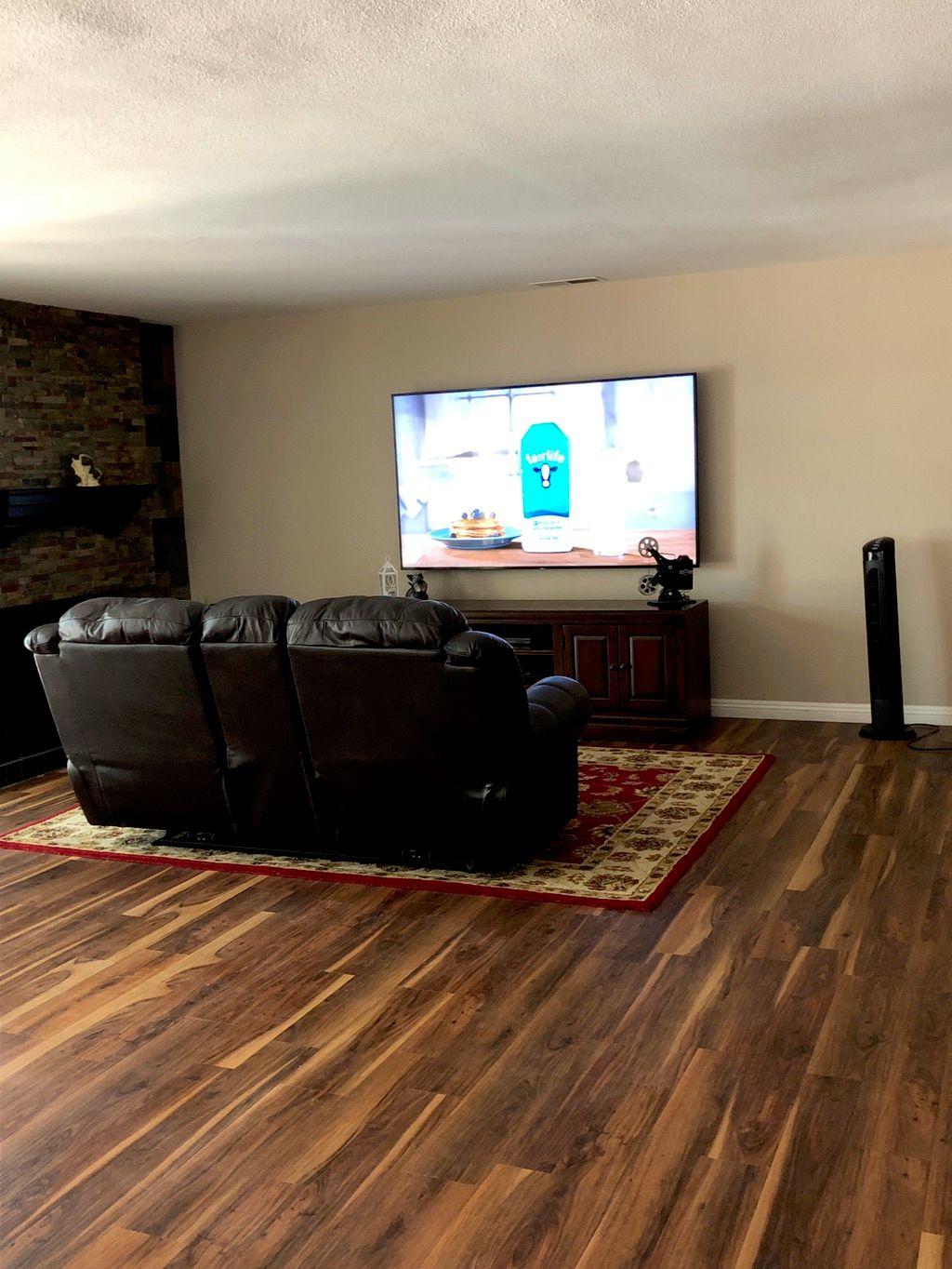 TV Mounting - Riverside 2020
