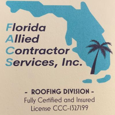 Avatar for Florida Allied Contractor Services, Inc.