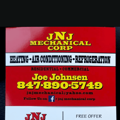 Avatar for JNJ Mechanical Corporation