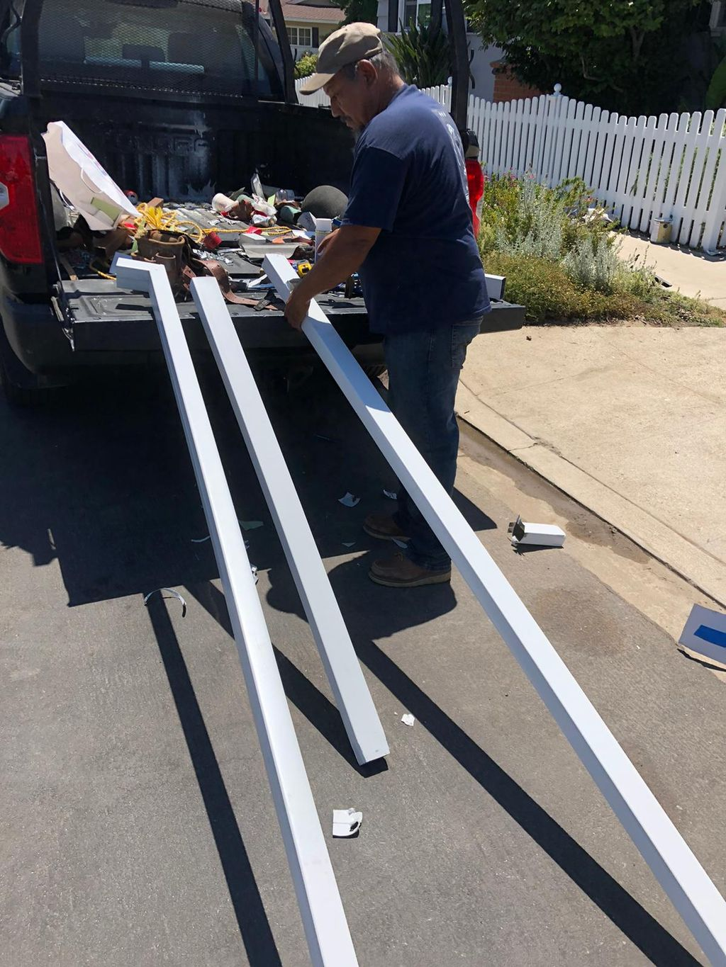 Gutter installation and replacement