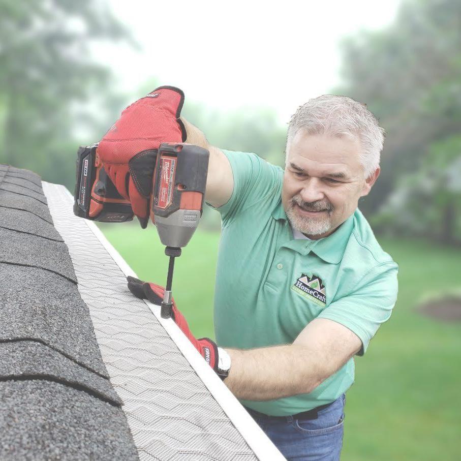 Homecraft Gutter Protection Louisville Ky