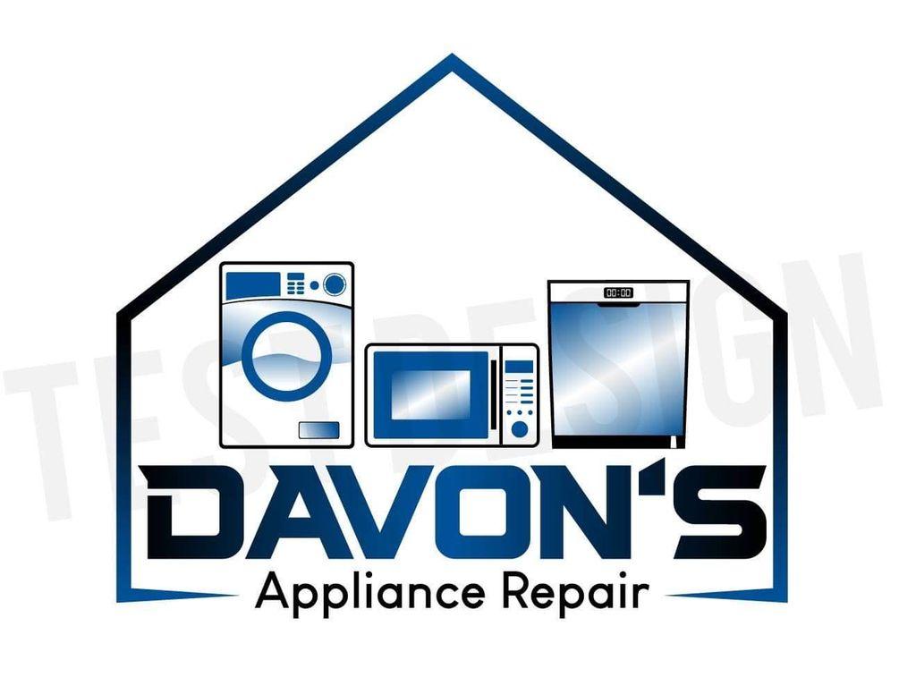 Davon's Appliance Repair