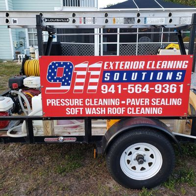 Avatar for 911 Exterior Cleaning Solutions