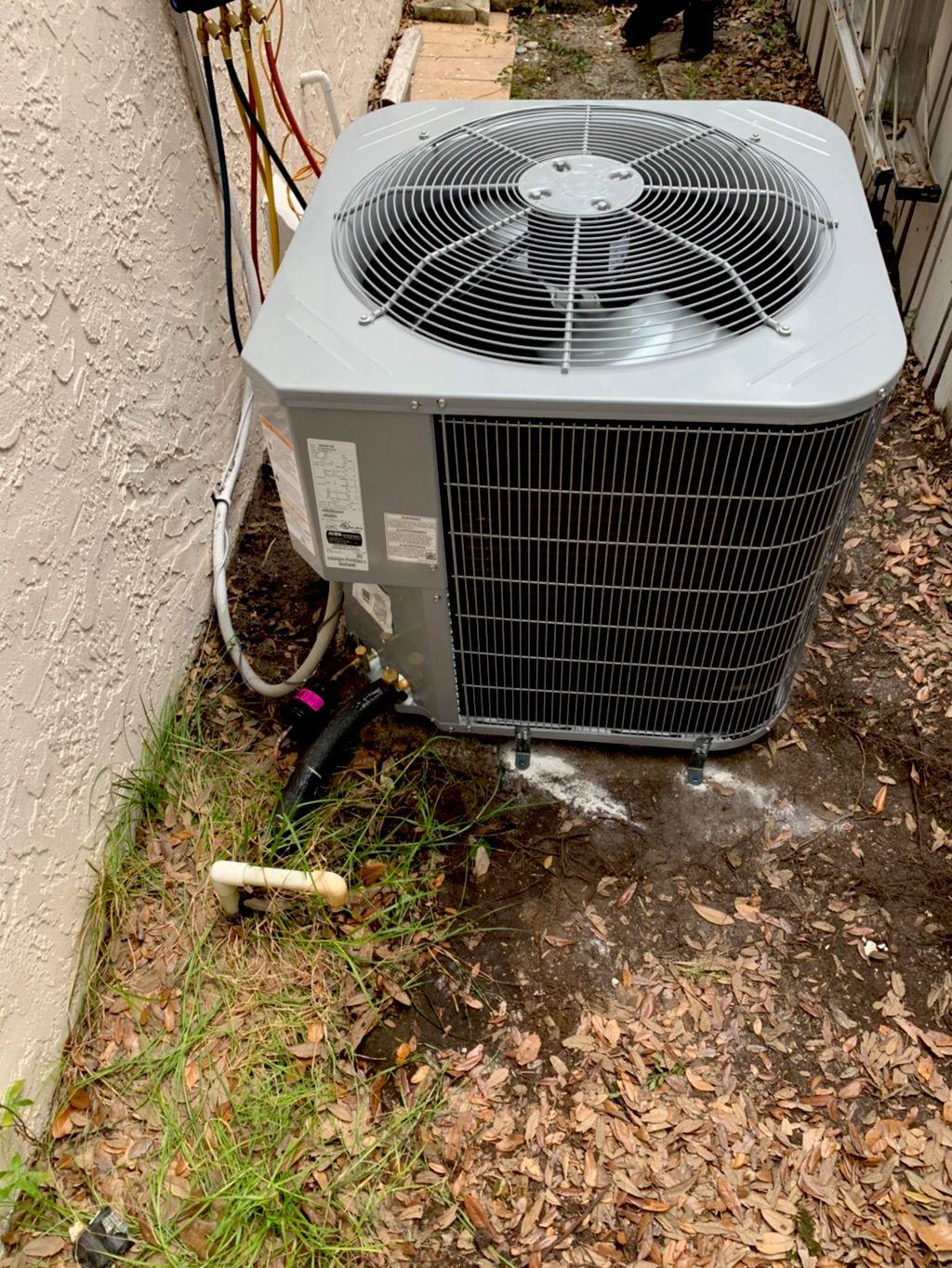 Reyes Cooling & Heating LLC