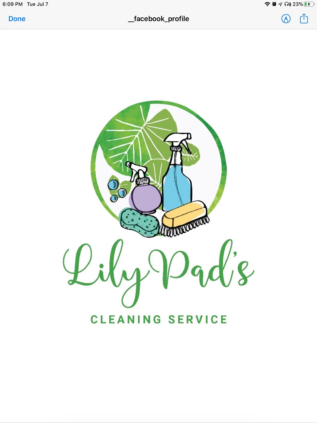 LilyPad's Cleaning Service