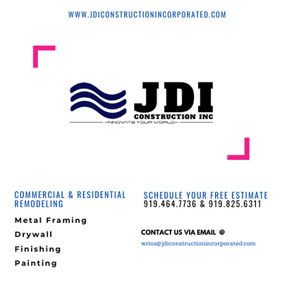 Avatar for JDI CONSTRUCTION INC