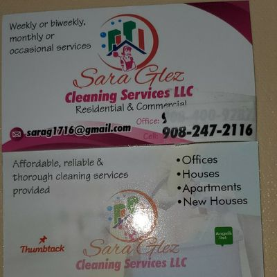 Avatar for Sara Glez Cleaning Service LLC