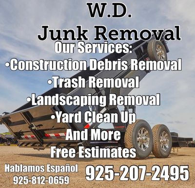Avatar for W.D. Junk Clean Up and More