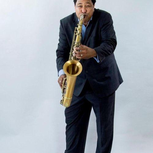 Skinny Williams Solo Sax