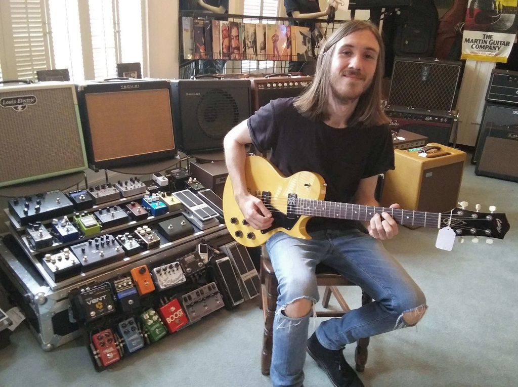 Sean's Guitar Lessons (remote only)