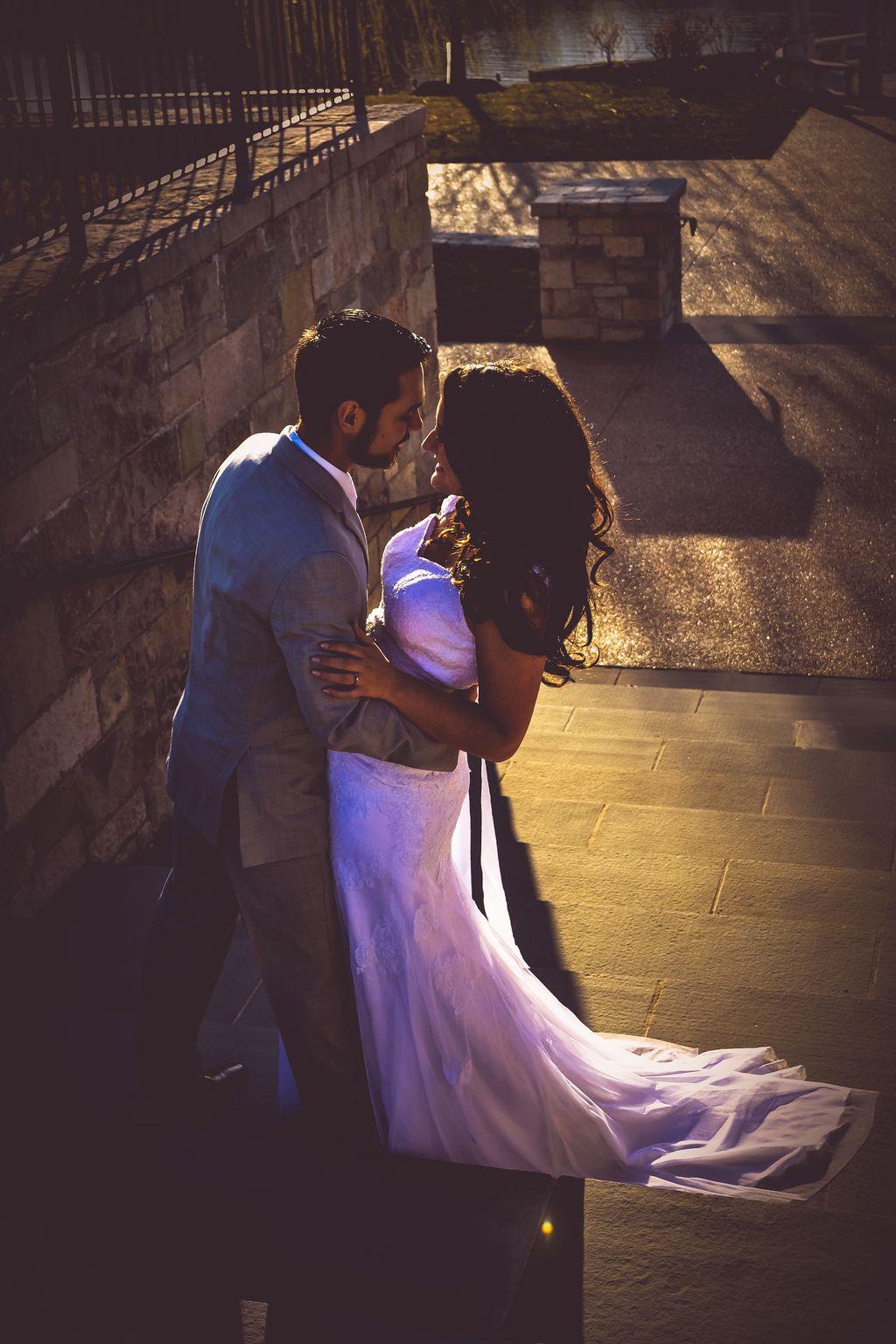Indoor Vineyard Wedding