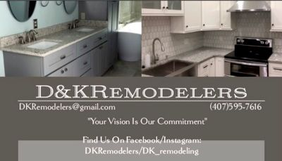 Avatar for D&K Remodelers inc