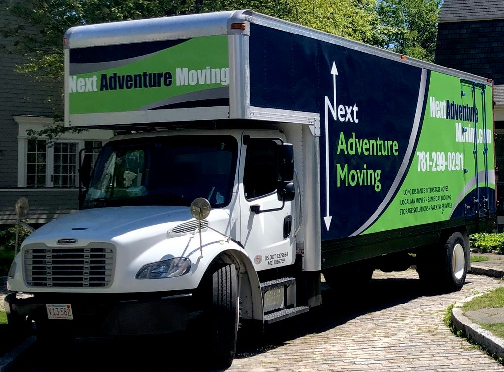 Next Adventure Moving