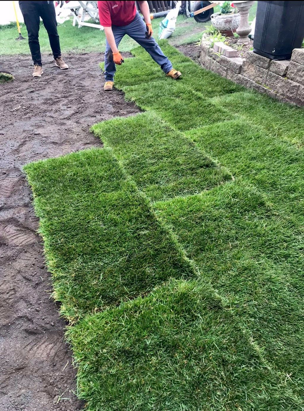 Daniel's landscaping
