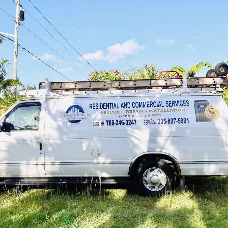 D.Martinez Services Corp