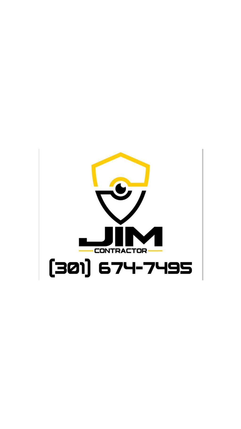 JIM CONTRACTOR INC xxx-xxx-xxxx