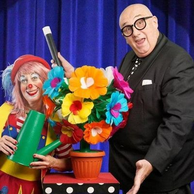 Avatar for Magician Steve Hart and Rufflez the Clown