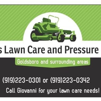 Avatar for Gio's Lawn Care and Pressure Wash