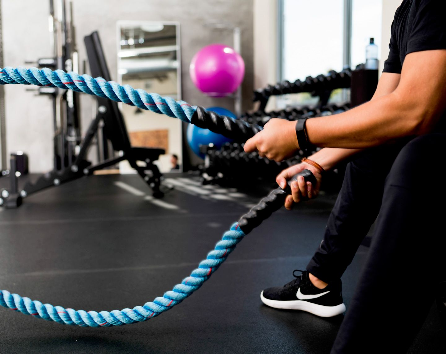 rope exercise for arms