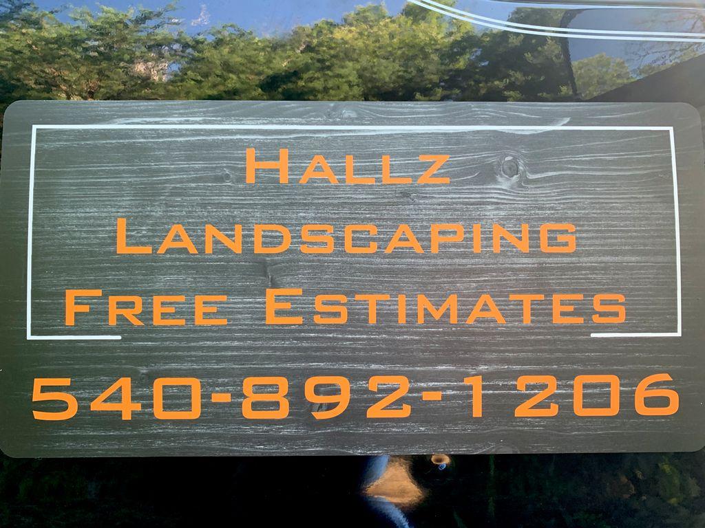 HALLZ landscaping