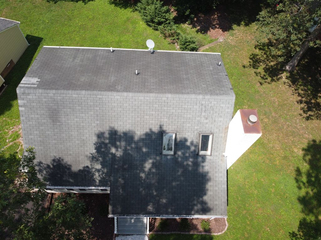 Quarry Gray - Roof Replacement