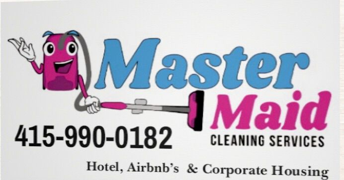 MasterMaid- Airbnb's ,Hotel , Corporate Housing