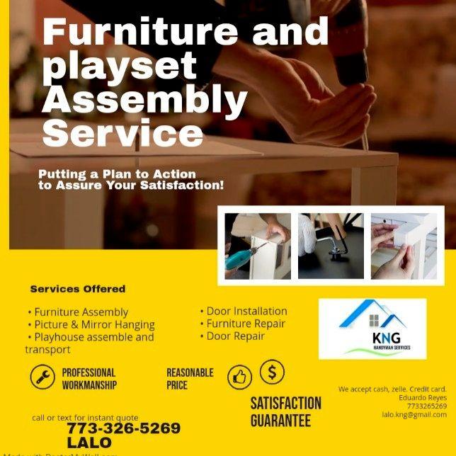 KNG Handyman services