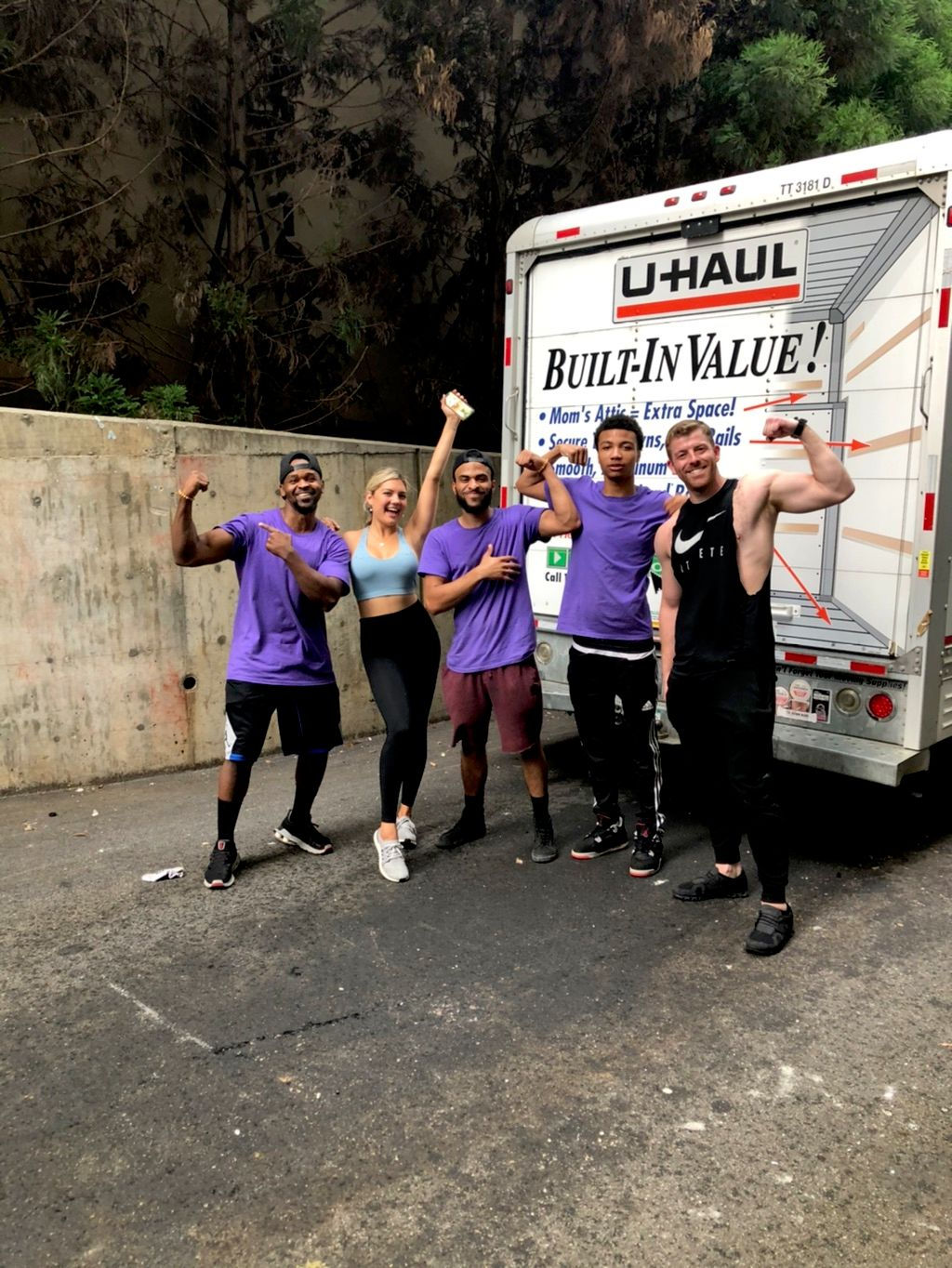 MuscleFlex Movers