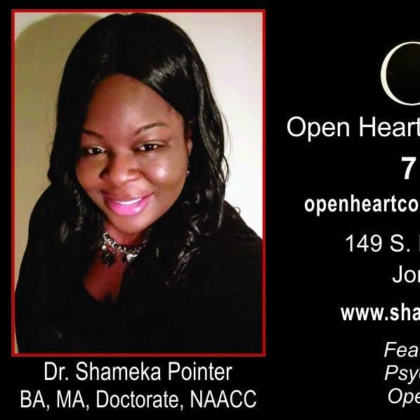 Open Heart Counseling Services Inc