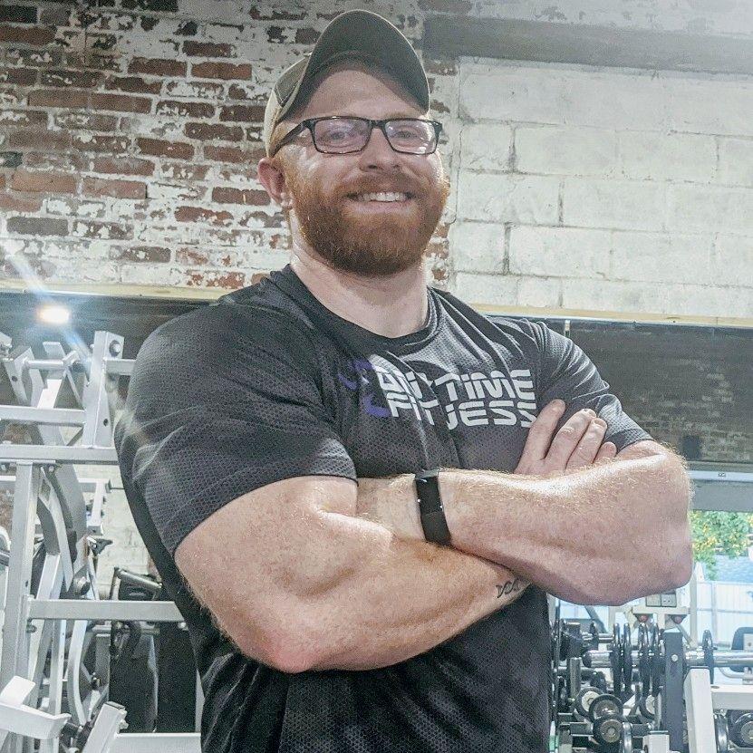 Tyler East at FGN Fitness