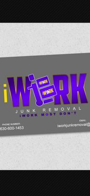 Avatar for iWork Junk Removal 630•600•1453