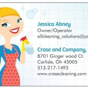 Crase & Company cleaning pros