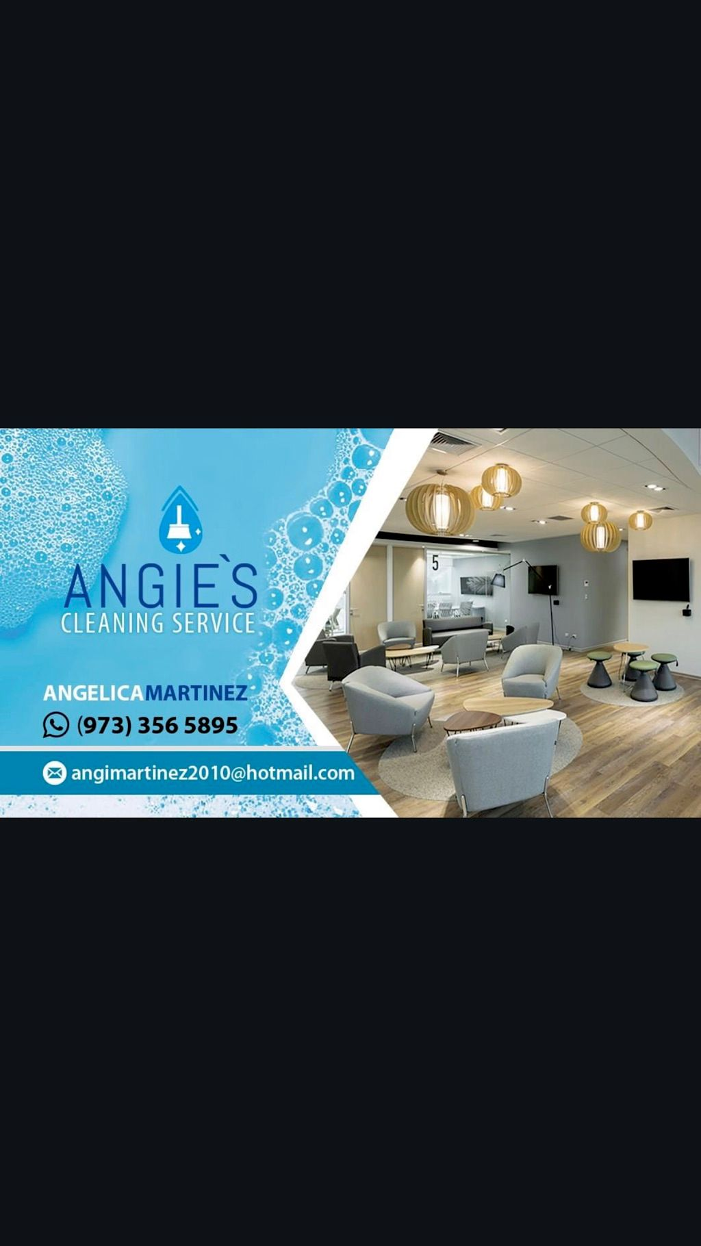 ANGIE'S CLEANING SERVICE