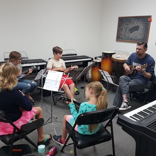 Group Uke is Super Fun-and now online!