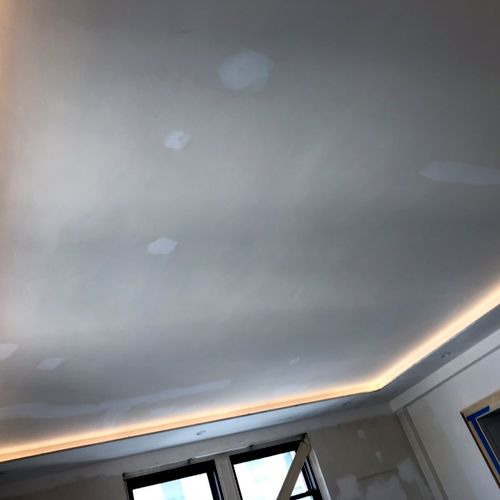 Ceiling - Before