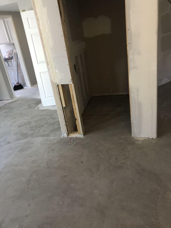 Flooring, demo and installation